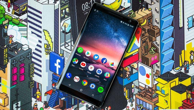 Nokia 8 Sirocco im Test: Gutes Aussehen reicht nicht