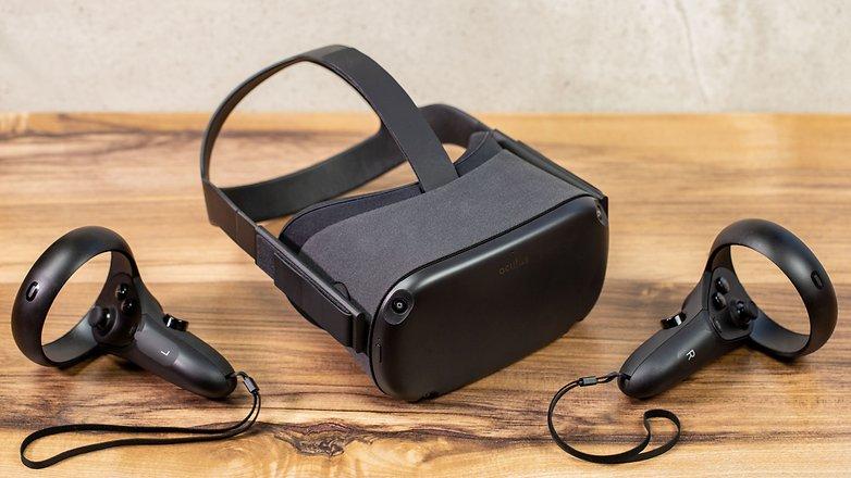 Les Casques Vr Oculus Quest Et Rift S Enfin Disponibles Androidpit
