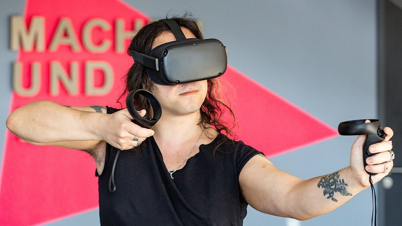 What apps and games will be on Oculus Quest? | AndroidPIT