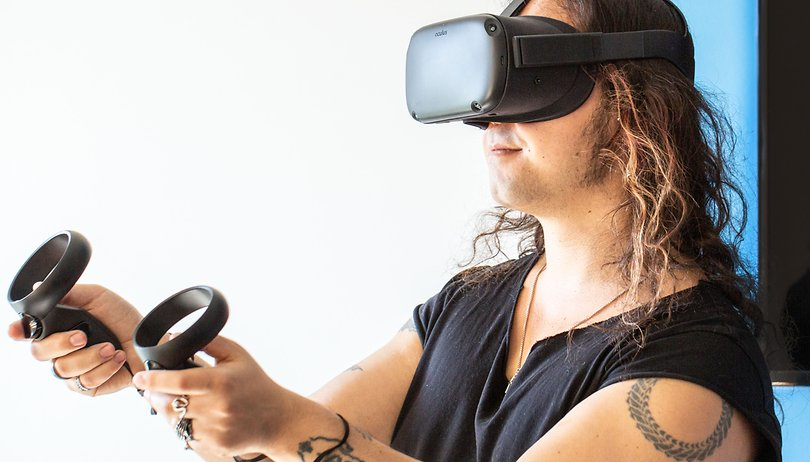 Local multiplayer demo shows the possible future of virtual reality