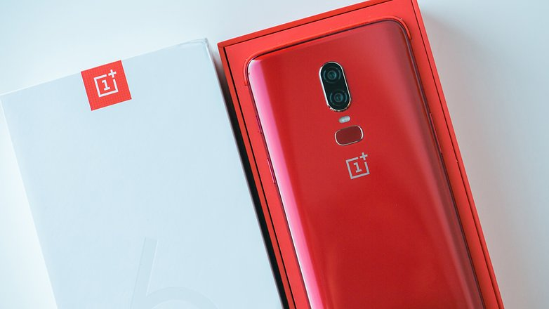 AndroidPIT OnePlus 6 5924