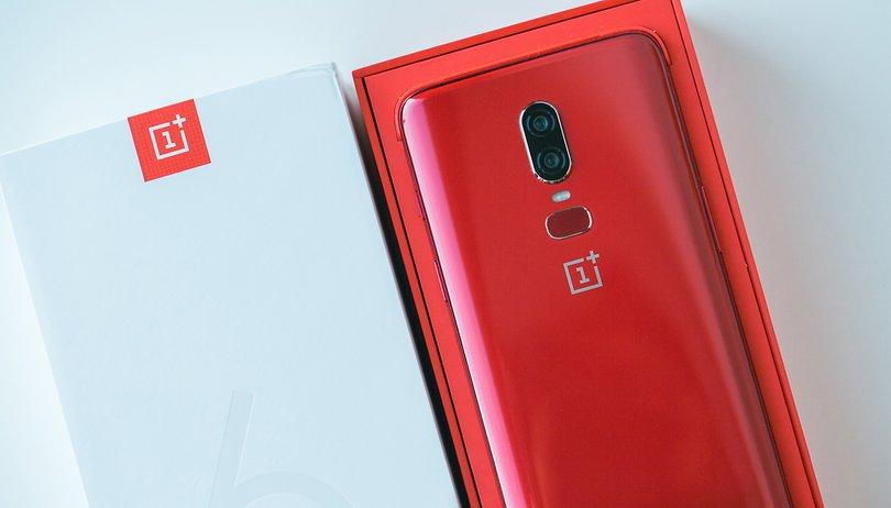 ¡Todo al rojo! El nuevo color del OnePlus 6 que enamora
