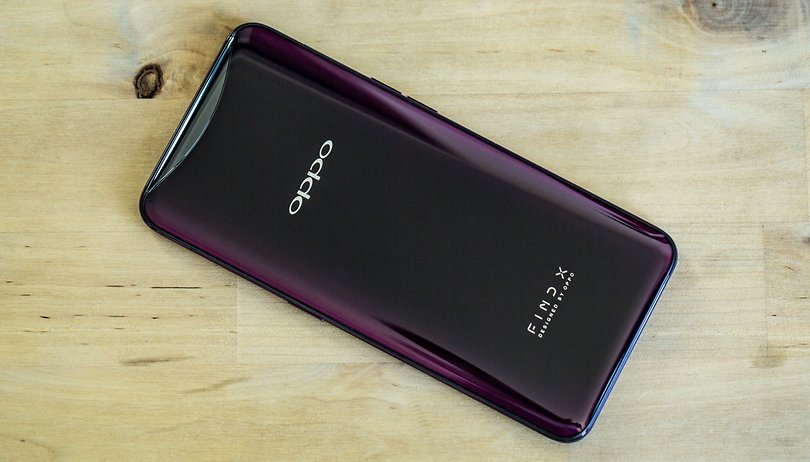 OPPO Find X: superb battery life won't leave you stranded