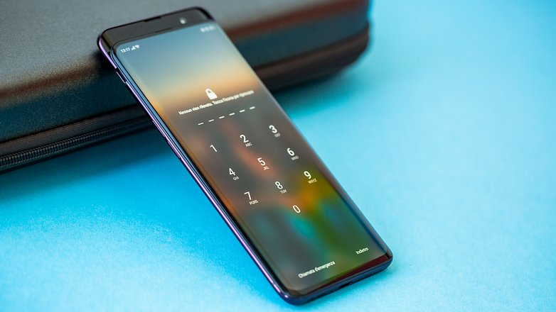 AndroidPIT oppo find x side