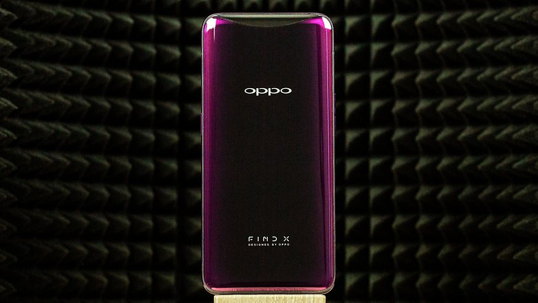 AndroidPIT oppo find x back2