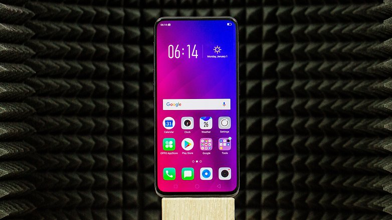 AndroidPIT oppo find x front2