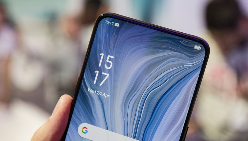 OPPO si prepara a dire già addio a notch, fori, popup camera e slider