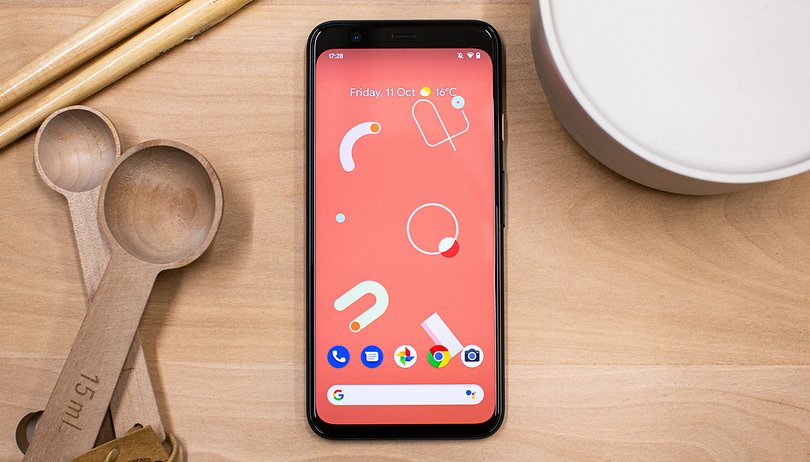 Google Pixel 4 (XL): the next update focuses on security