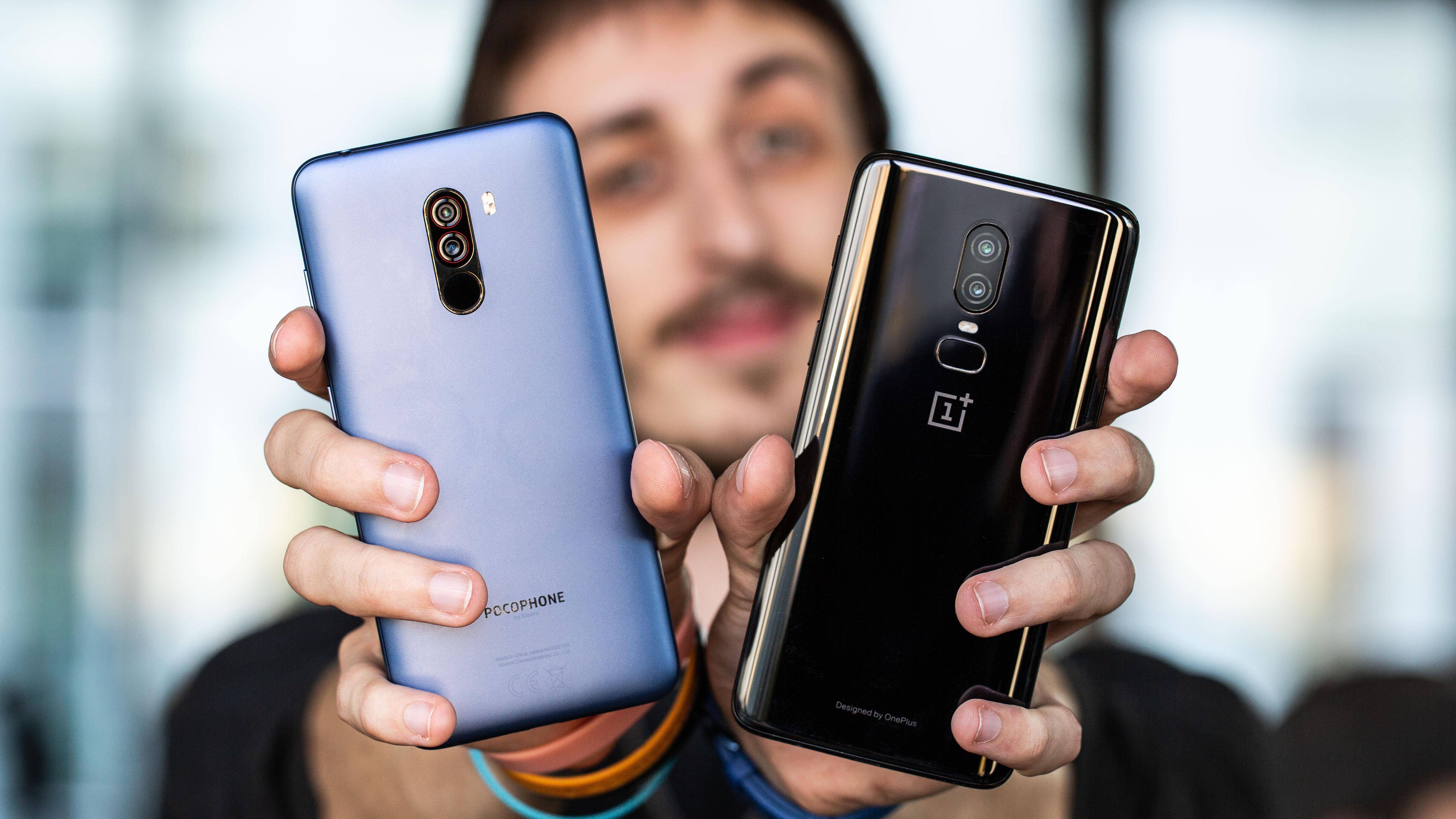 Pocophone F1 vs OnePlus 6 camera test: a surprise underdog