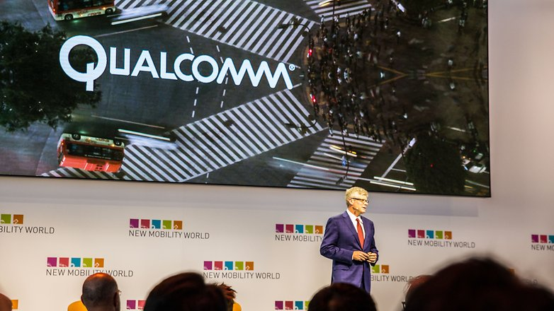 qualcomm iaa 09