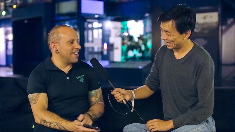 razer interview still