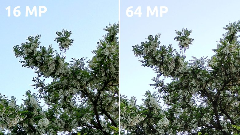 AndroidPIT realme x3 superzoom image quality 64 vs 16 mp