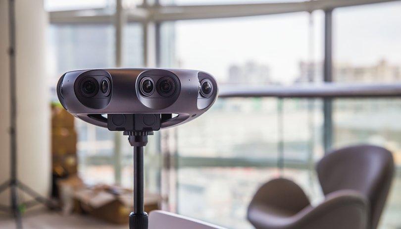 Samsung 360 Round angefasst: 3D-Kamera für professionellen VR-Content