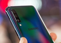 Samsung Galaxy A60: An XXL smartphone for the mid-range