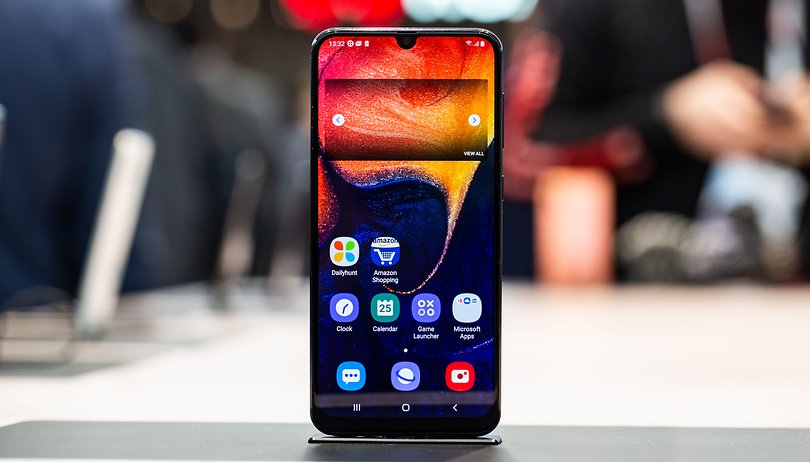 Samsung Galaxy A50 & A30: Blurring The Lines Between