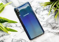 Samsung Galaxy A50 review: a convincing mid-ranger with room for improvement