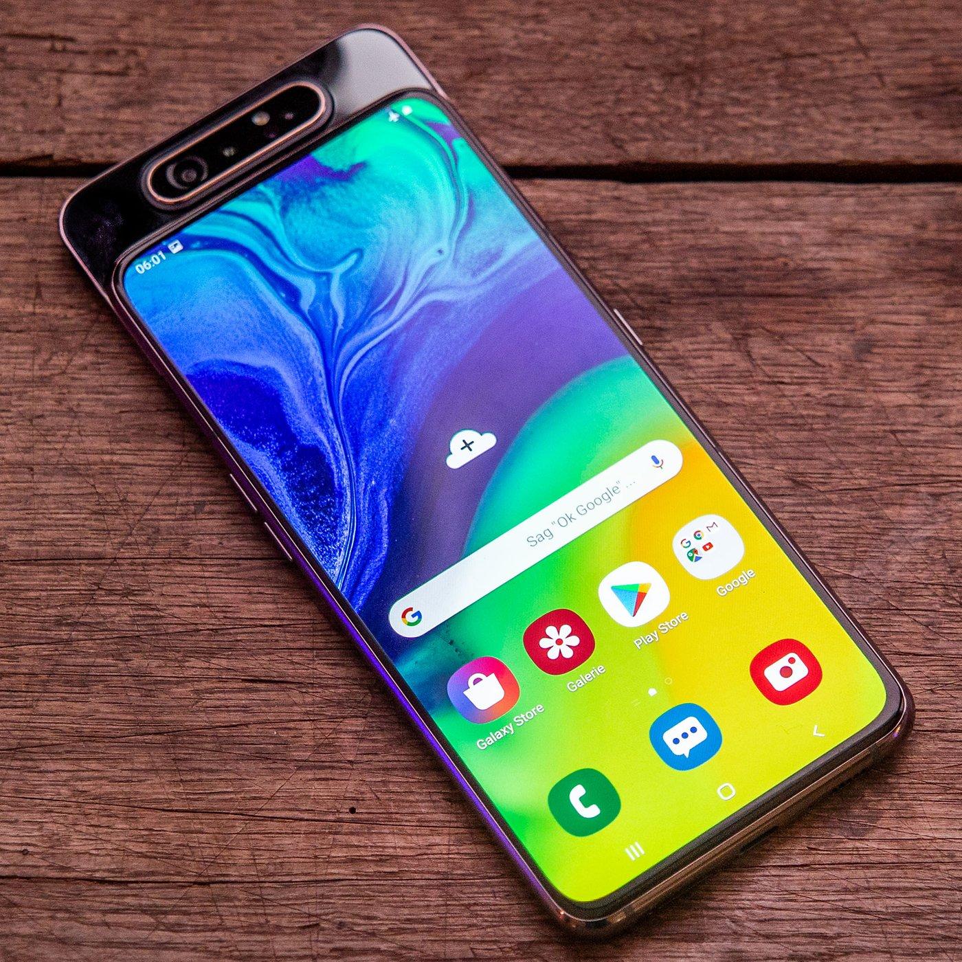 نتيجة بحث الصور عن Galaxy A80