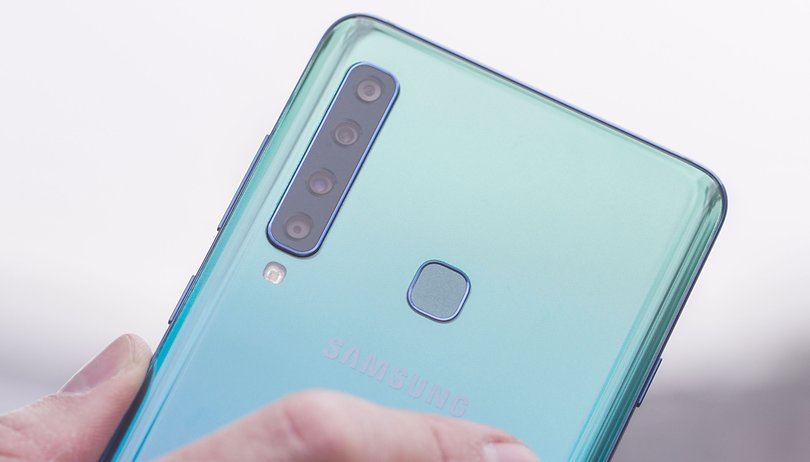 Samsung Galaxy A9 and its four cameras hit the market