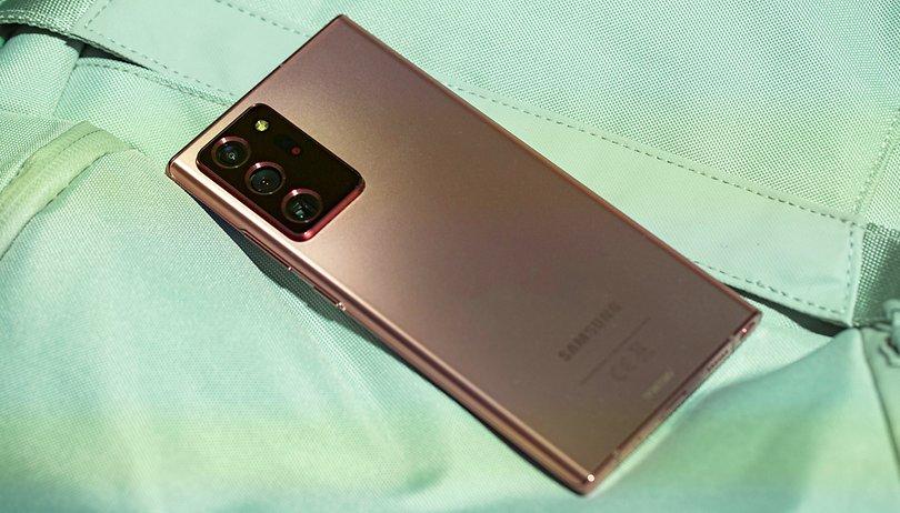 Hands-on: Samsung Galaxy Note 20 Ultra chega com tela ainda maior