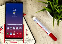 Samsung Galaxy Note 9: Android-10-Update ist da