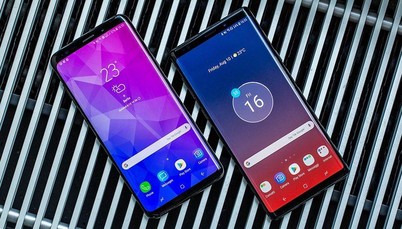 Samsung Galaxy Note 9 vs. Galaxy S9+: Ein Stylus für 300 Euro?