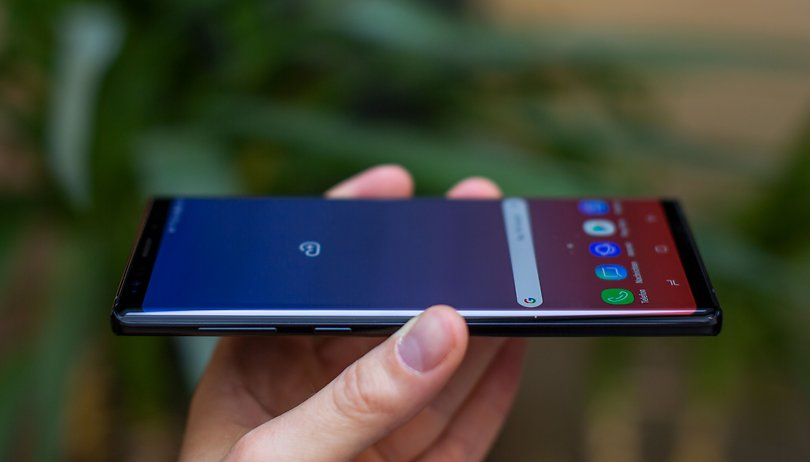 Samsung Galaxy Note 10 will have no buttons or headphone jack