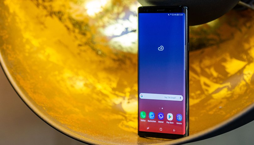 Note 9: Samsung is saving innovation for 2019