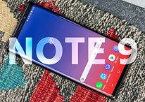 Samsung Galaxy Note 9: Android update brings all but night mode