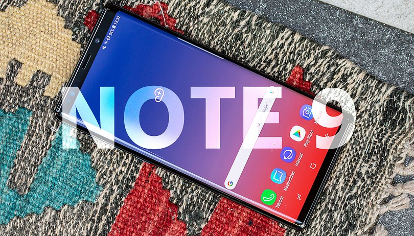 Get an unlocked Samsung Galaxy Note9 for just $650