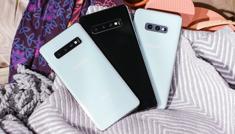Samsung Galaxy S10+ users reporting signal dips
