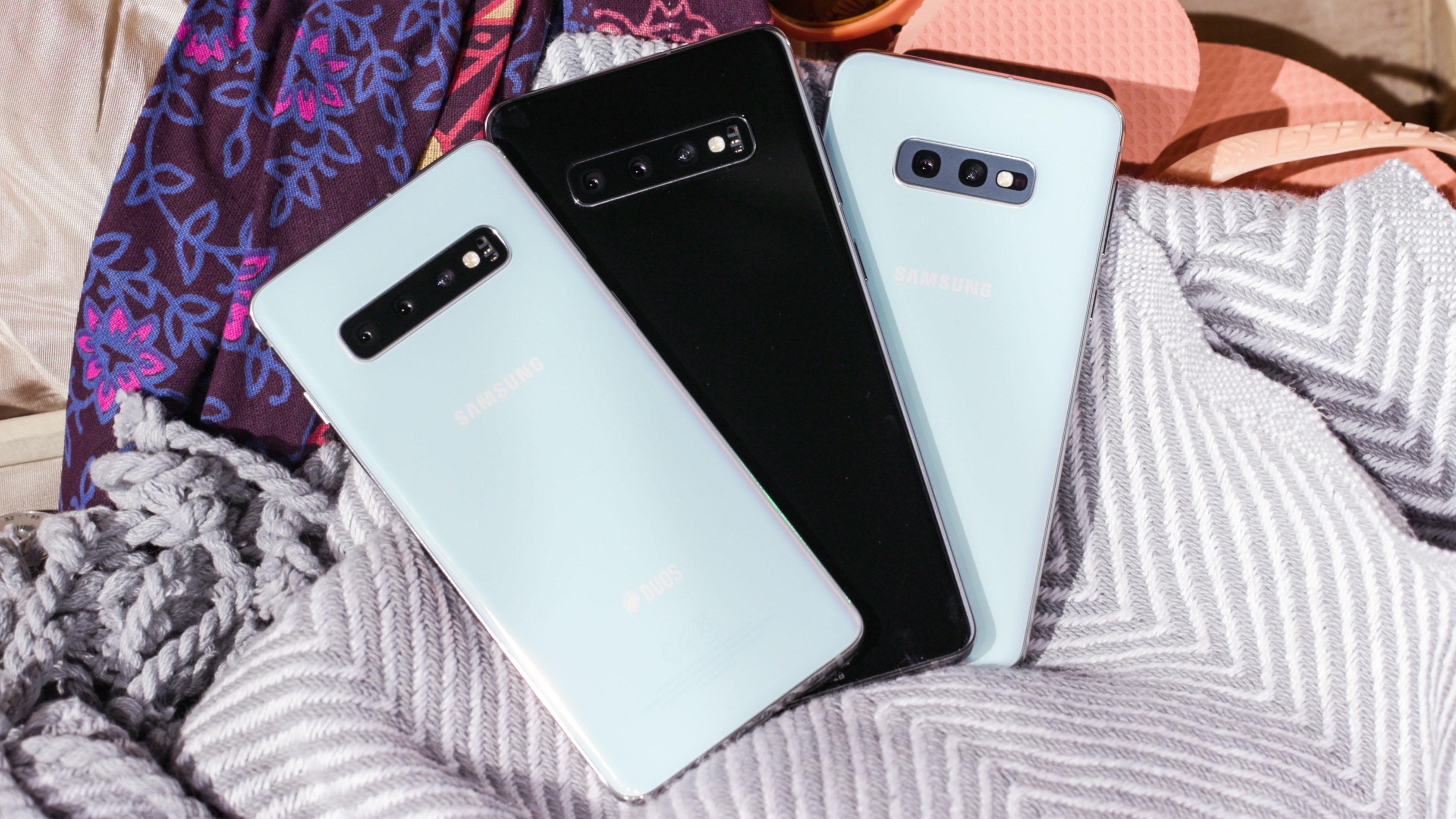 Das Samsung Galaxy S10 bekommt einen neuen Look