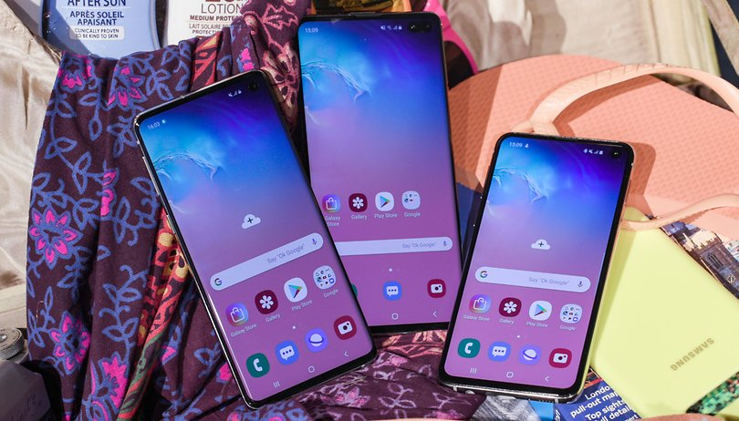 The Samsung Galaxy S10 Bixby button can be remapped