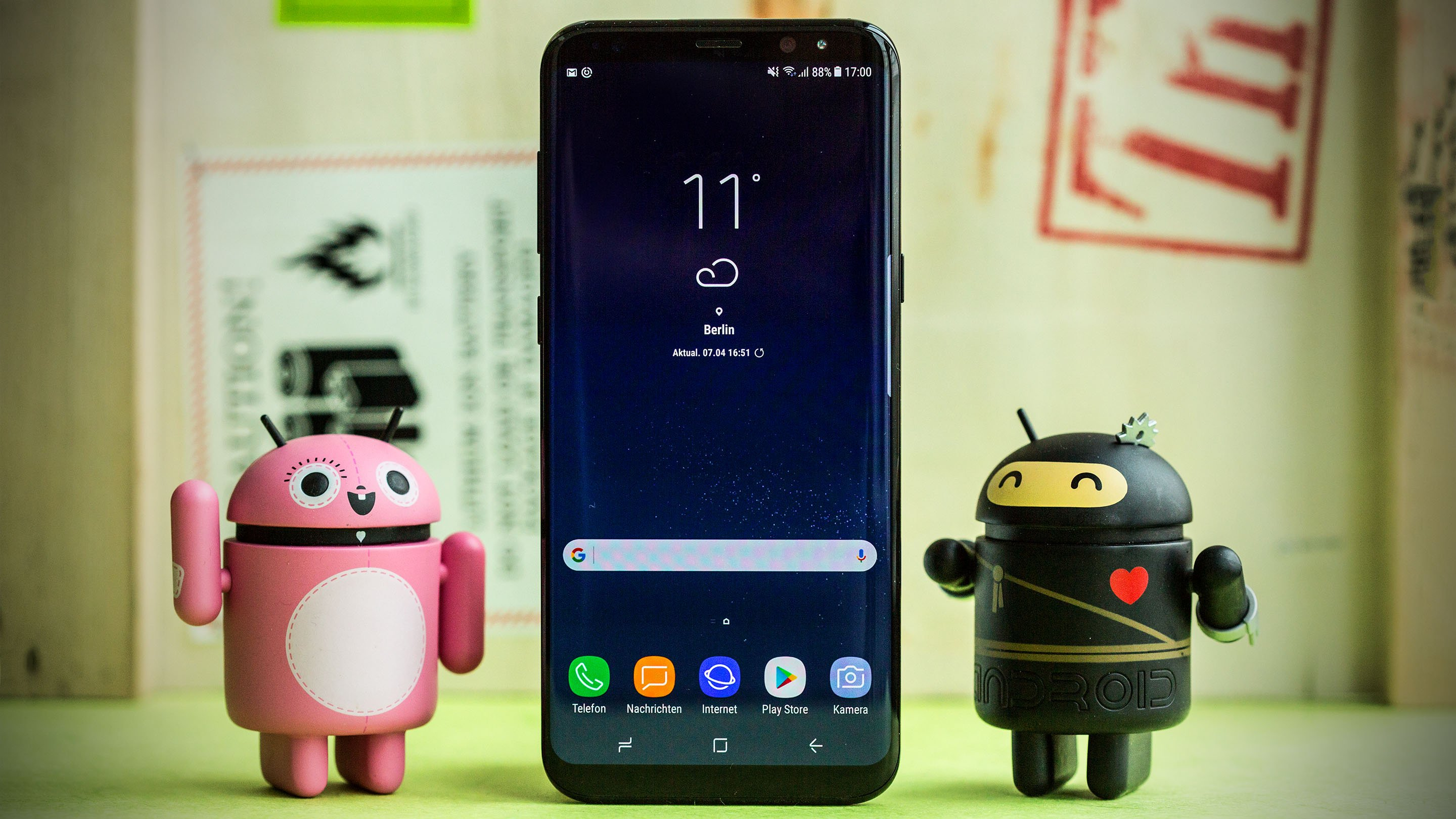 Samsung Galaxy S8 Problems And Solutions Androidpit