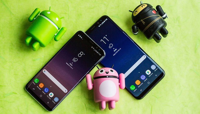 Sprint rolls out Samsung Galaxy S8/S8+ Oreo update