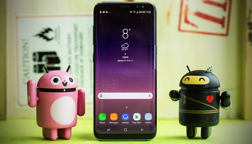 Selon Samsung, il est inutile de hacker le scanner d'iris du Samsung Galaxy S8