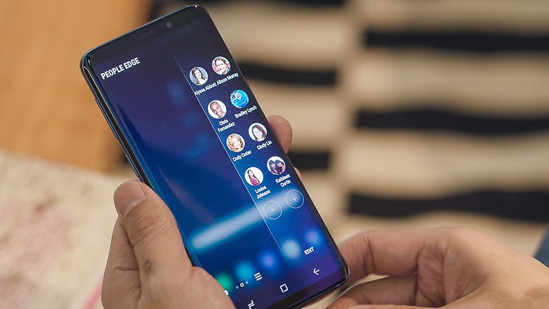 100 days with the Galaxy S9: Samsung, you're better than