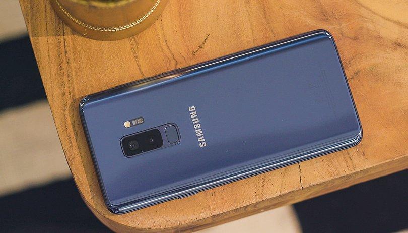 Samsung Galaxy S9 läuft schlechter als Galaxy S7