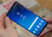 Si el S9 no tiene el lector de huellas bajo la pantalla es por algo...