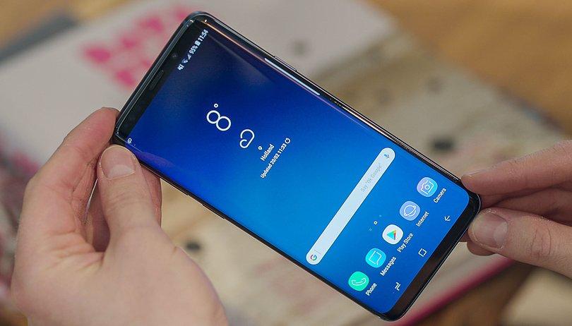 Live-Unboxing um 17:00 Uhr: Erste Blicke auf das Galaxy S9