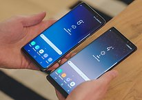 Samsung Galaxy S9 Plus vs. Galaxy Note 8: Ungleiche Brüder