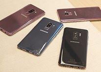 Samsung Galaxy S9 Vs Sony Xperia XZ2: quem ganha entre os tops da MWC?