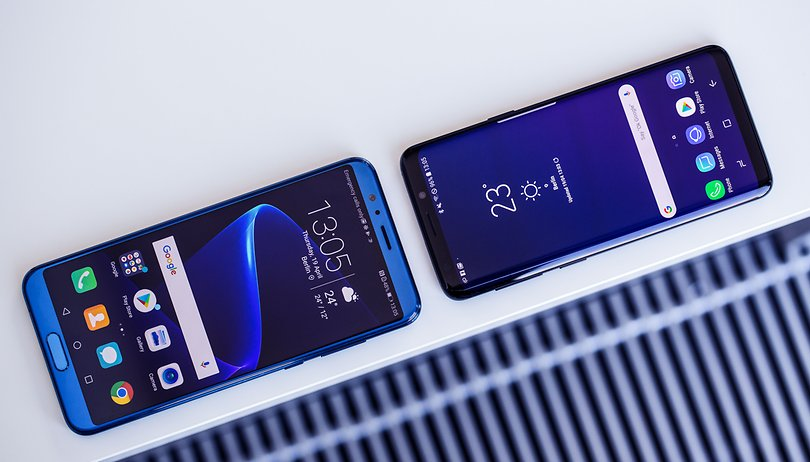 Samsung Galaxy S9 vs Honor View 10: Worth the price jump?