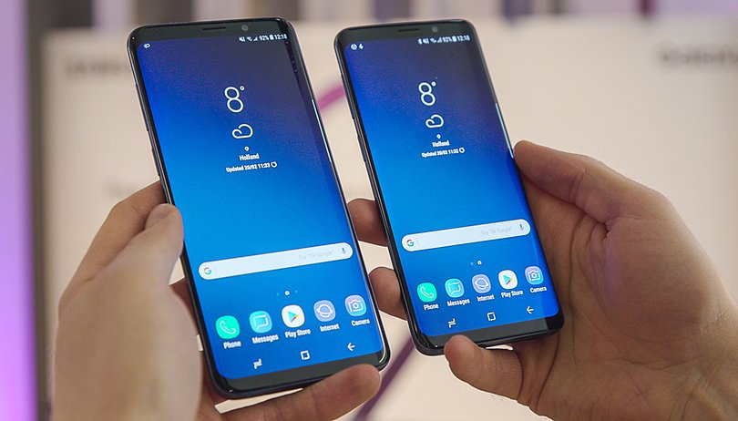 Samsung Galaxy S9 vs S9+: My money's on the big one