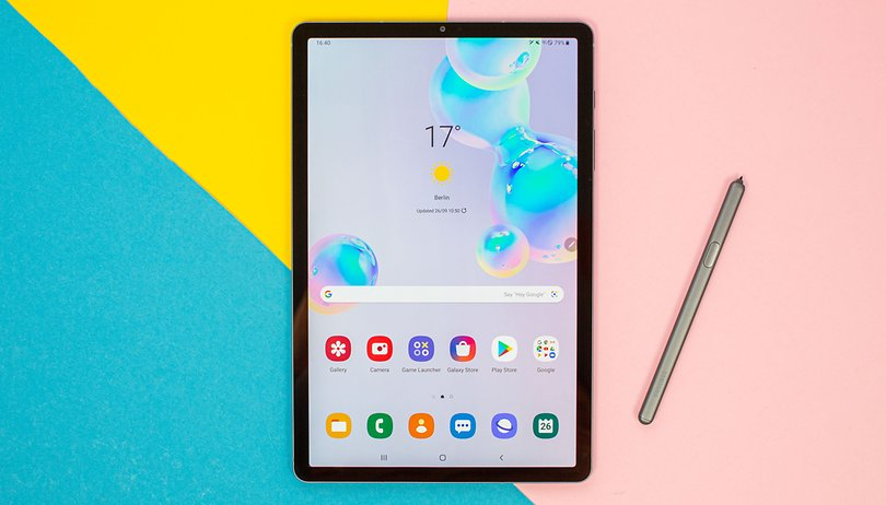 Samsung Galaxy Tab S6 im Test: Das beste Android-Tablet