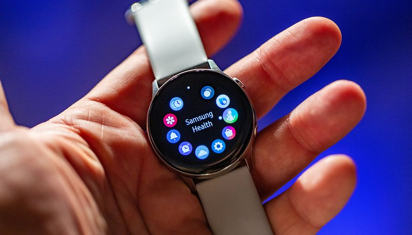 Galaxy Watch Active: compacto, elegante y deportivo