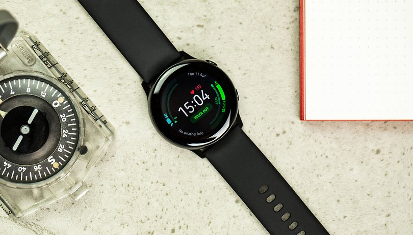 Test de la Samsung Galaxy Watch Active : une sérieuse rivale de l'Apple Watch