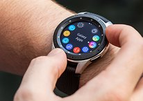 Here's what One UI on the Galaxy Watch Active looks like