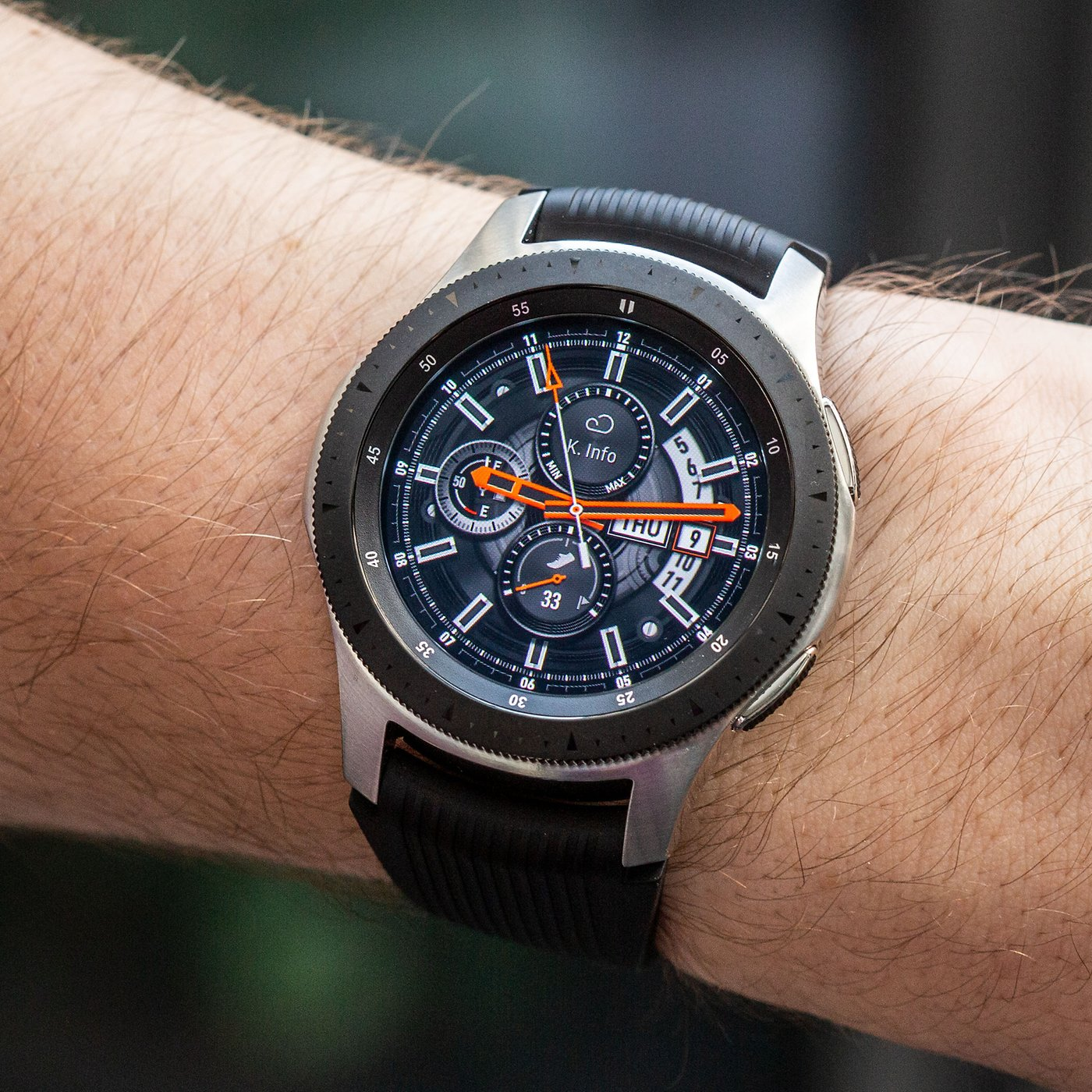 c2097505ebc Samsung Galaxy Watch  the premier Android smartwatch