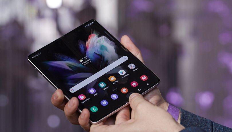 Galaxy Z Fold 3: Comment marche le mode Flex de Samsung?