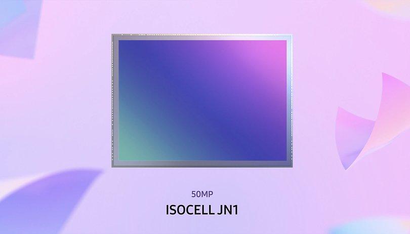 Samsung Isocell JN1: 50-Megapixel-Kamera für deine Selfies!